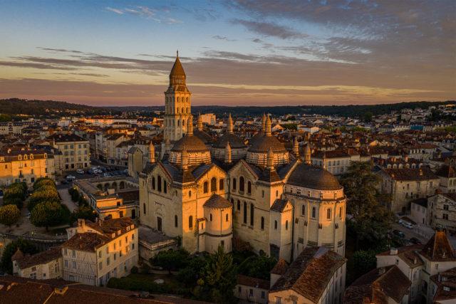 Périgueux et la Cathédrale Saint-Front