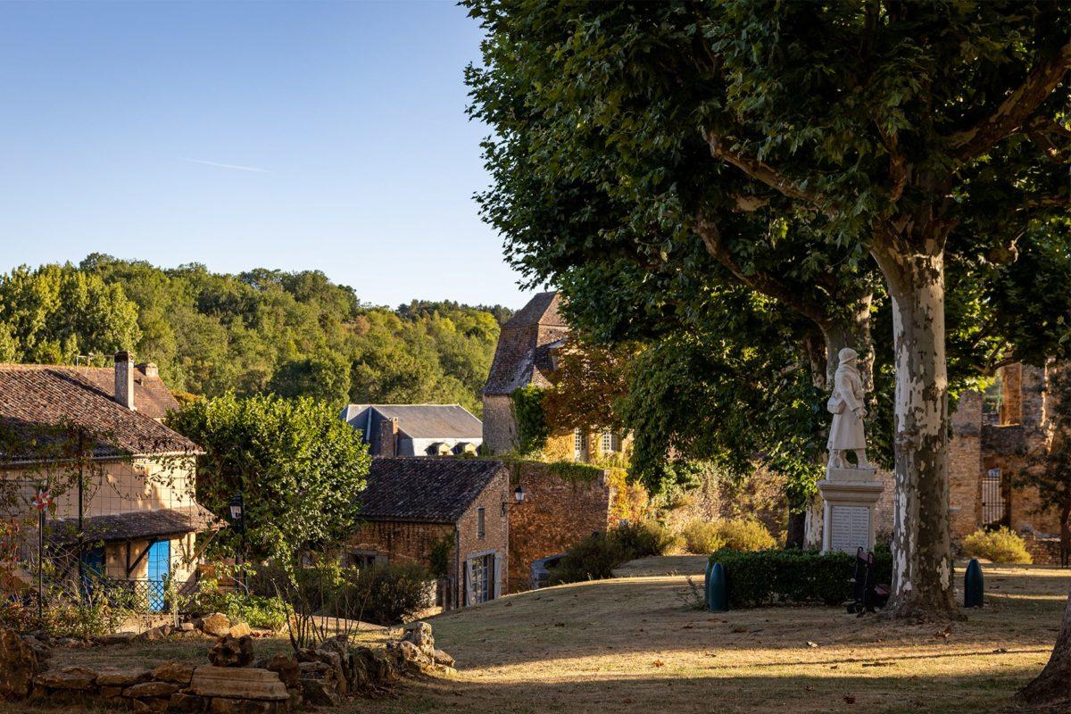 Village de Sainte-Alvère